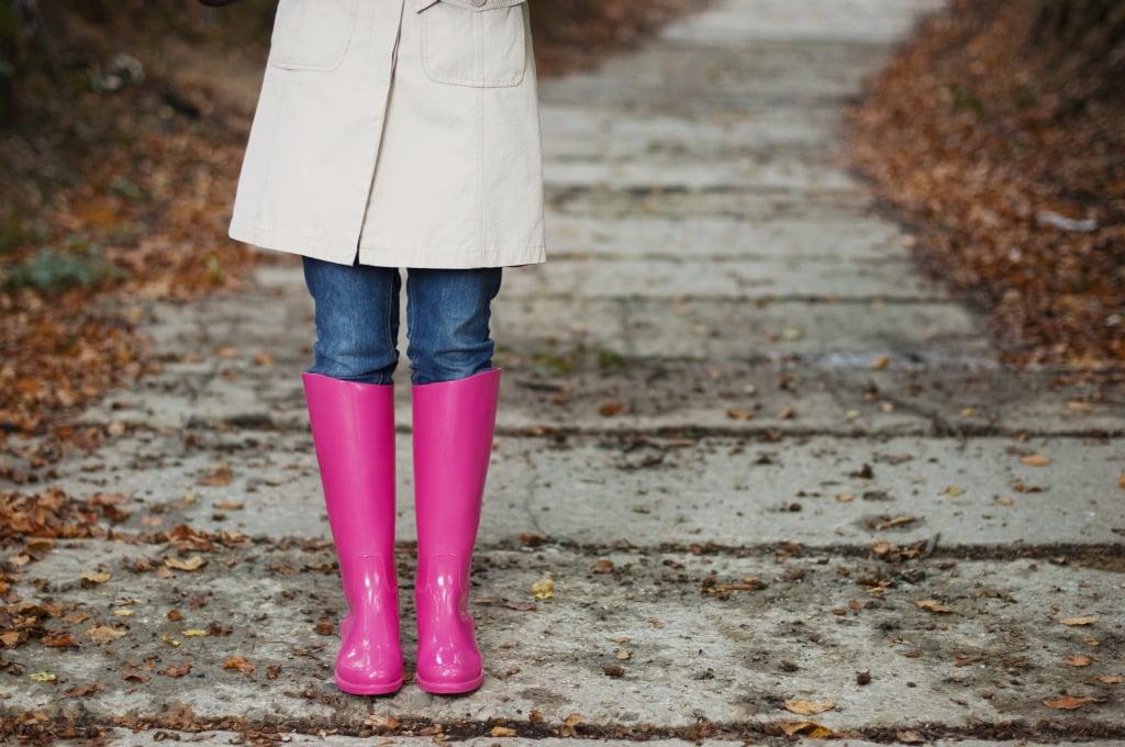 Galoche: gli stivali di gomma per colorare le giornate di pioggia!