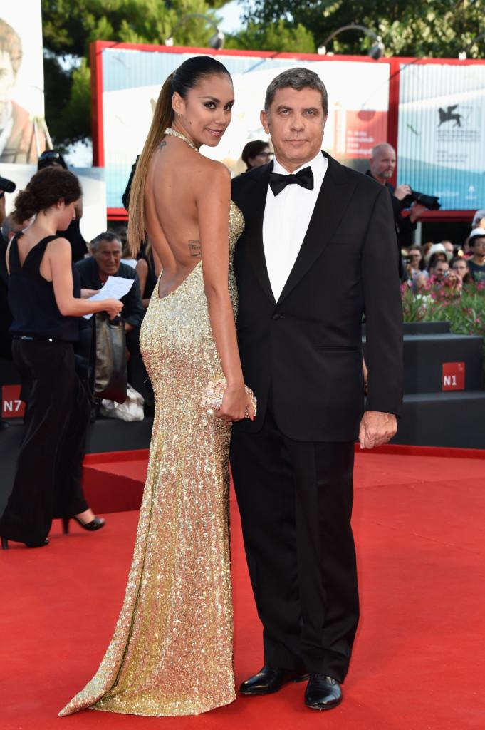 A opporsi alla presenza di Belen Rodriguez al party per il film Pasolini, al quale avrebbe dovuto partecipare, Giovanni Cottone, produttore della pellicola