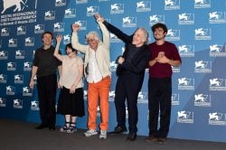 Mostra del cinema di Venezia / Day 9