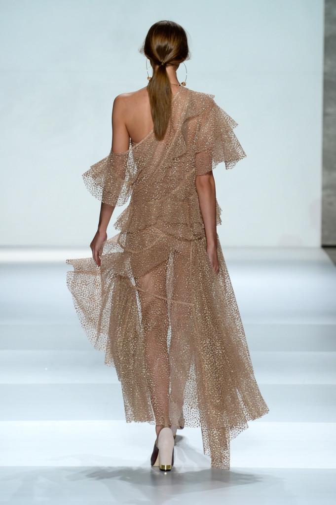 Retro del vestito lungo Zimmermann