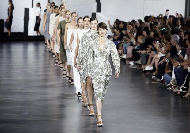 Jason Wu - Runway - Mercedes-Benz Fashion Week Spring 2015