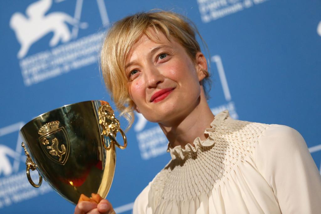 Coppa Volpi per la migliore attrice ad Alba Rohrwacher (