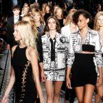 La sfilata Versus Versace alla NYFW