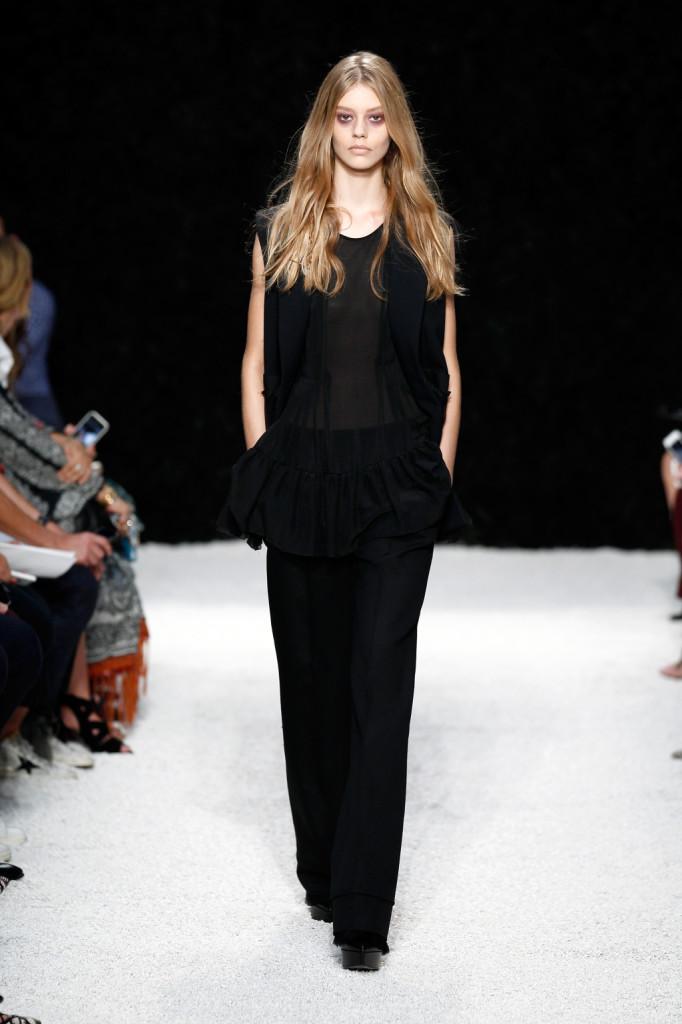 Vera Wang fashion designer tra le più popolari alla NYFW