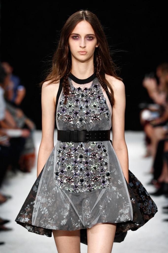 Vera Wang Collection applicazioni gioiello