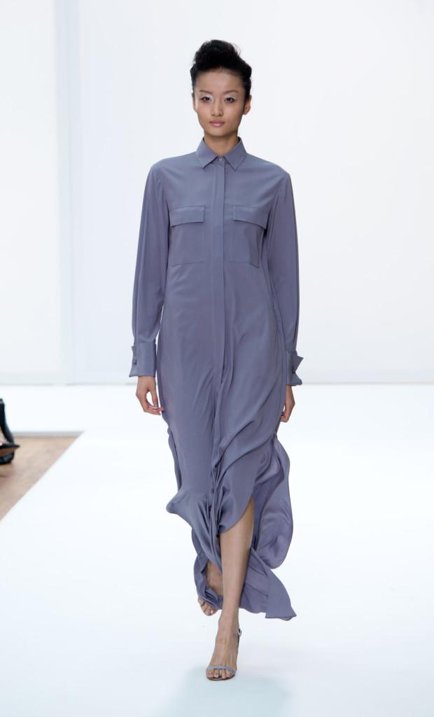 Daks: la Collezione S/S 2015 Alla London Fashion Week