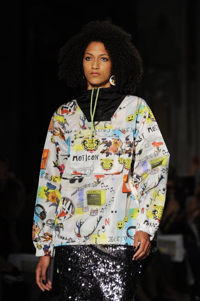 I due giovani designer di Leitmotiv vantano molte collaborazioni con aziende d'alta moda oltre a una capsule colletion disegnata per Stroil che ha per motto: be happy
