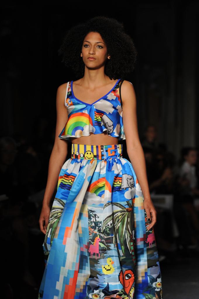 La fiaba in un vestito by Leitmotiv. La nuova collezione è data dall'unione di arte e sartorialità