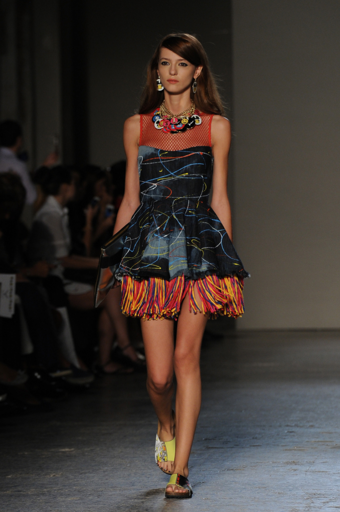 Gioielli colorati e divertenti Leitmoticon non hanno età nè uno stile ben definito, sono perfetti anche su total black