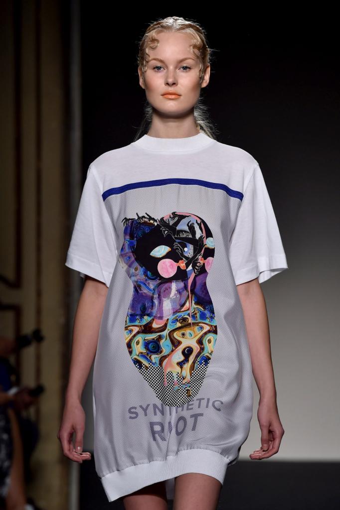 Sintethic Riot, la moda come ribellione e reinterpretazione / Grinko S 2015