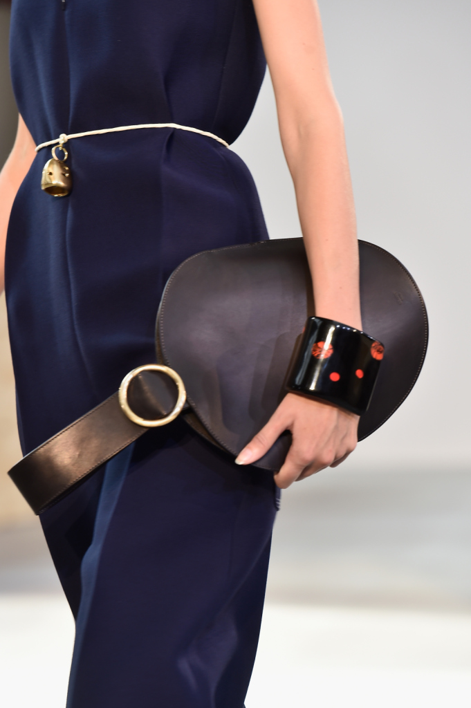 Accessori: clutch, bracciale, cinta - Céline SS 2015