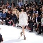John Galliano a Parigi con la nuova collezione primavera estate 2015