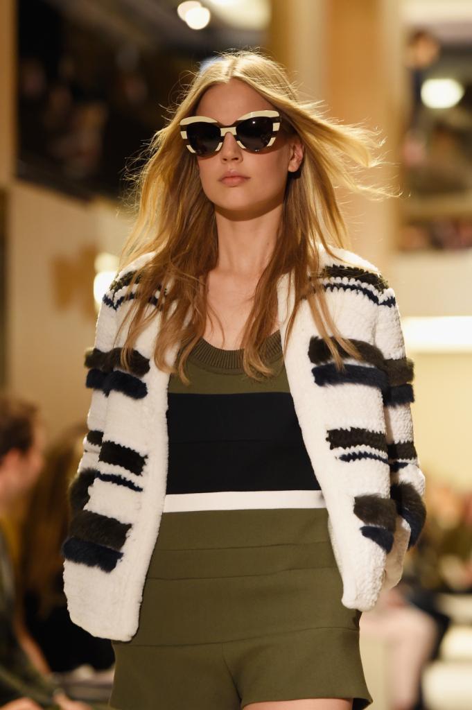 Comfort, glamour e femminilità sono gli elementi chiave della nuova collezione Sonia Rykiel