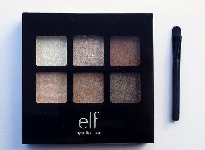 ELF 6 Pc Eyeshadow Set - Palette Ombretti nella colorazione Natural