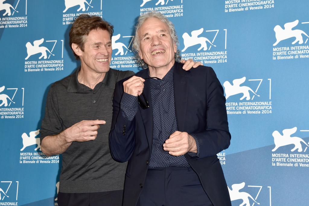 Belen Rodriguez a Venezia ha rubato la scena i protagonisti della giornata: il cast del film Pasolini di Abel Ferrara