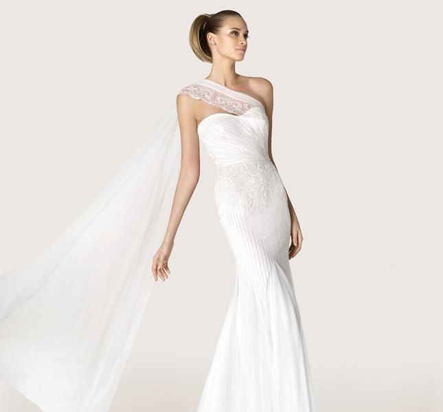 Per spose moderne c'è la linea Modern Bride.