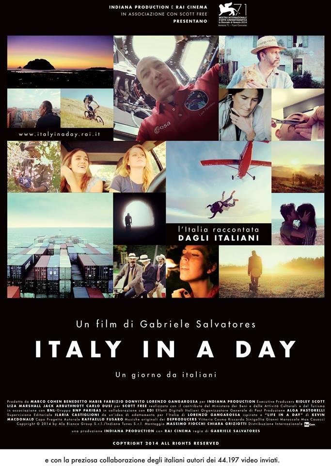 Materiale video girato dagli italiani il 26 ottobre 2013