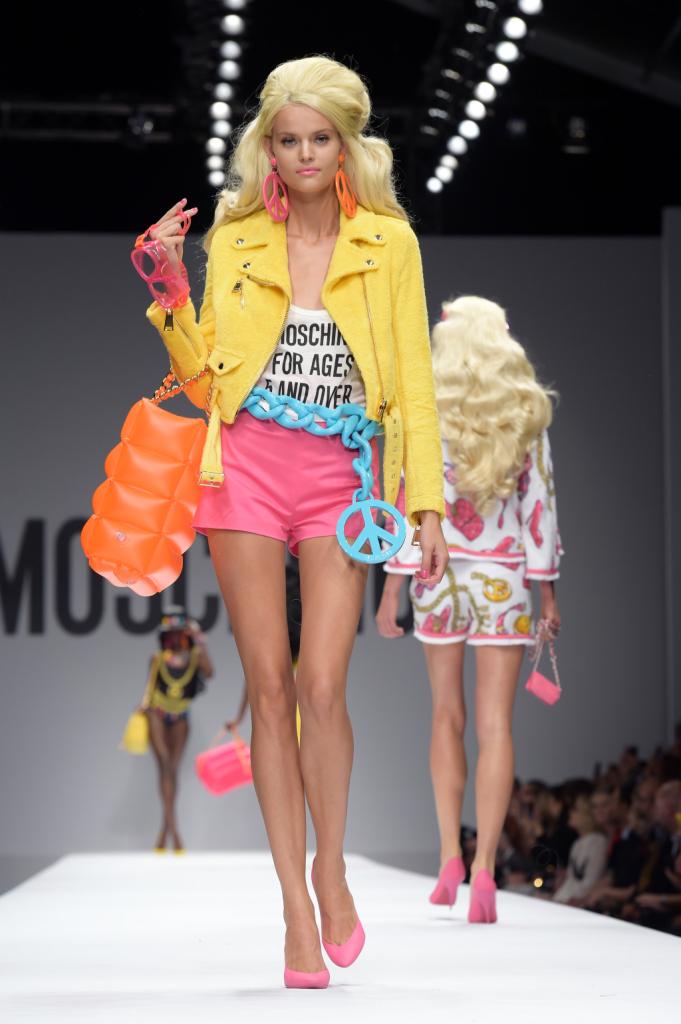 Shorts e giacca in spugna gialla