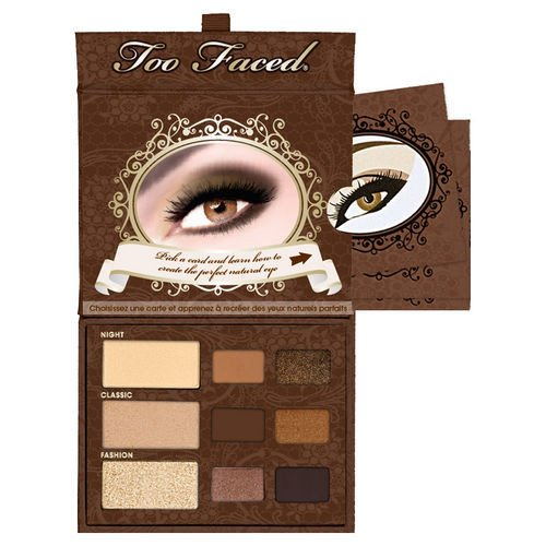 Palette Natural at night di Too Faced