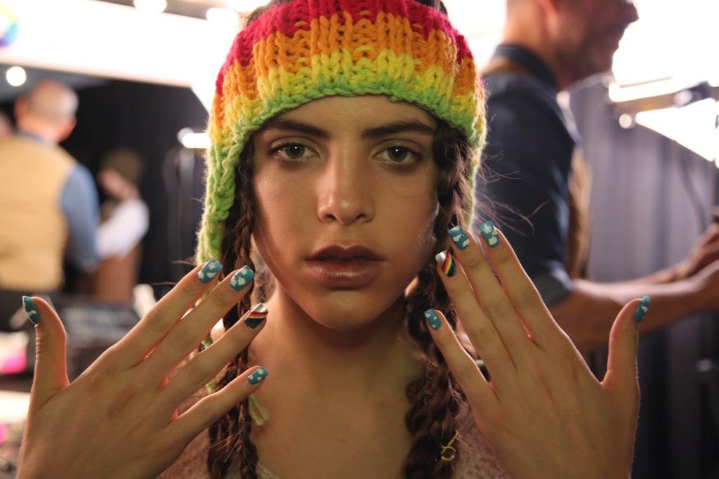 Nail art divertenti per contrastare il grigiore dell'inverno - OPI Fall/winter 2014