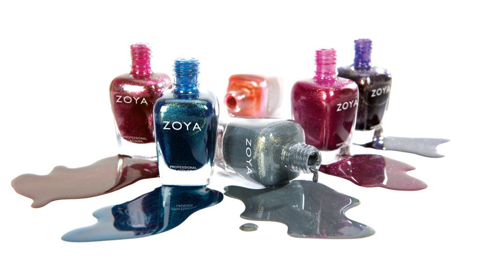 Zoya nail trend F\W 2014