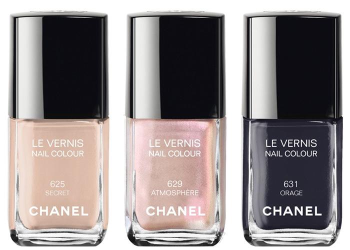 Smalti Chanel F/W 2014