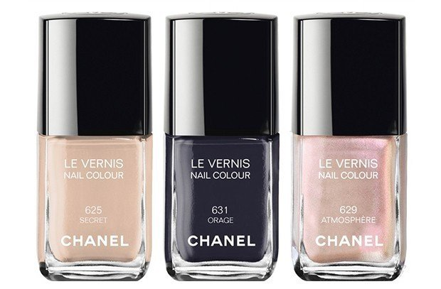 Tre nuovi smalti per Chanel