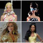 Particolare sfilata e Barbie a confronto