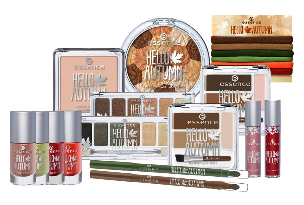 Hello Autumn, la nua collezione Essence per la stagione autunnale 2014