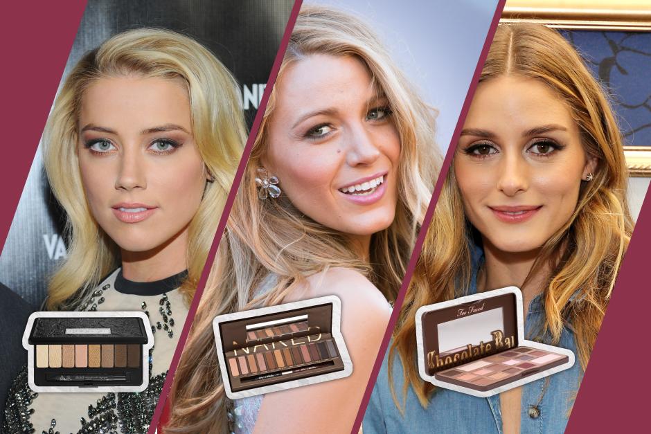 Dal giorno alla sera: le palette nude per makeup semplci ma d'effetto
