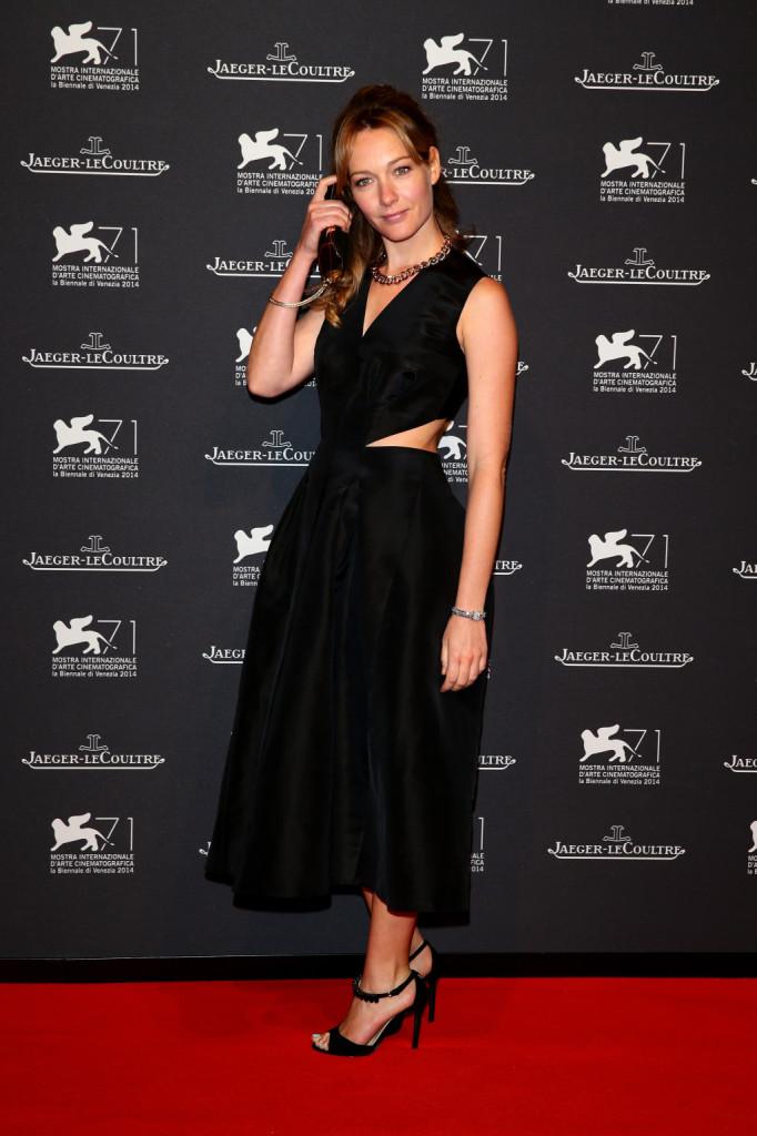 Cristina Capotondi alla Mostra del Cinema di Venezia