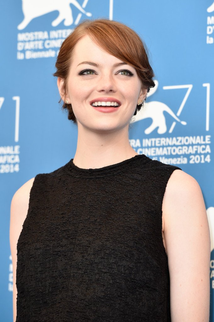 Emma Stone alla mostra del Cinema di Venezia