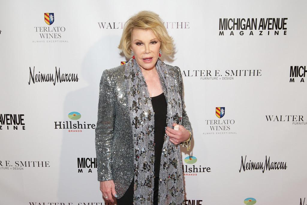 Autoironia e grande stile: impossibile dimenticare Joan Rivers