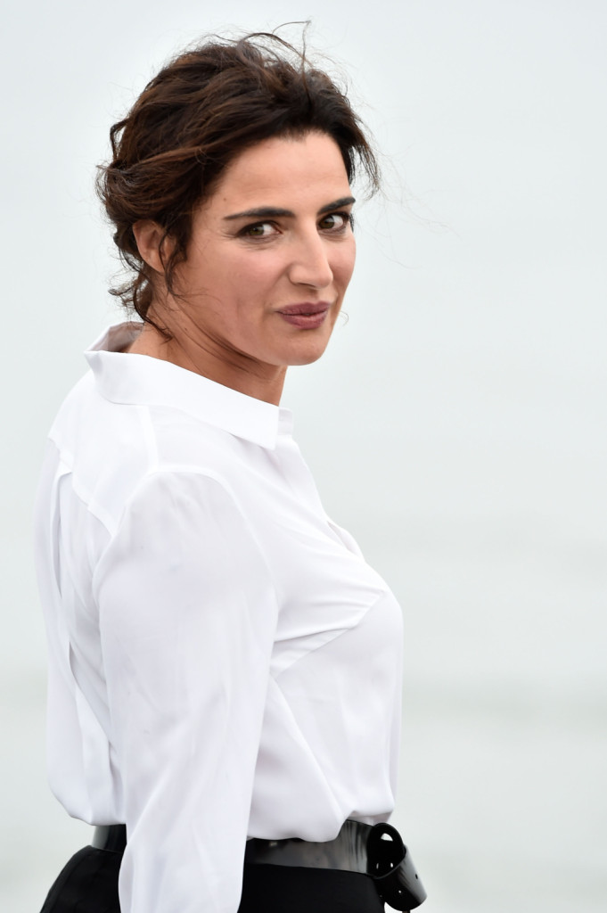 Nude look e occhi in primo piano - Copia il look di Luisa Ranieri, madrina della Mostra del Cinema di Venezia