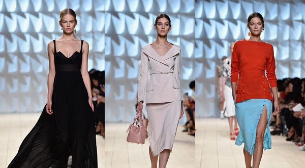 Nina Ricci, SS 2015 Parigi Fashion Week