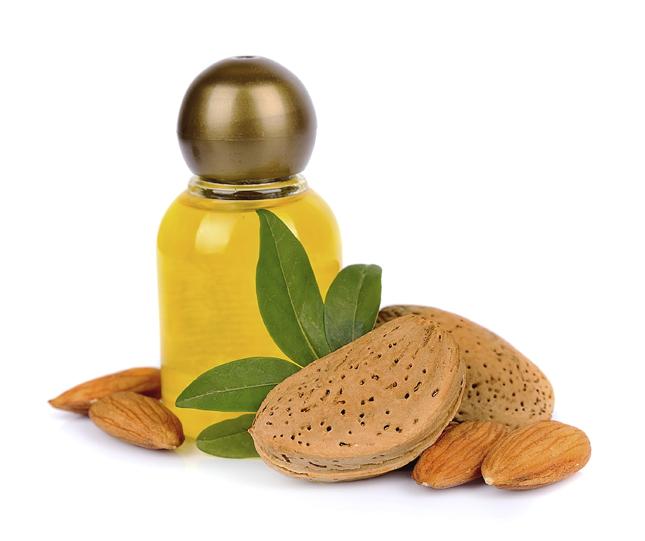 olio di mandorle dolci puro