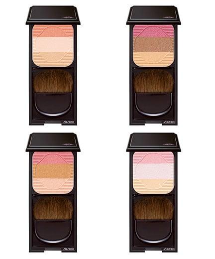 Face Color Enchanting Trio di Shiseido