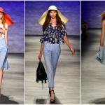La collezione spring-summer 2015 di Rebecca Minkoff