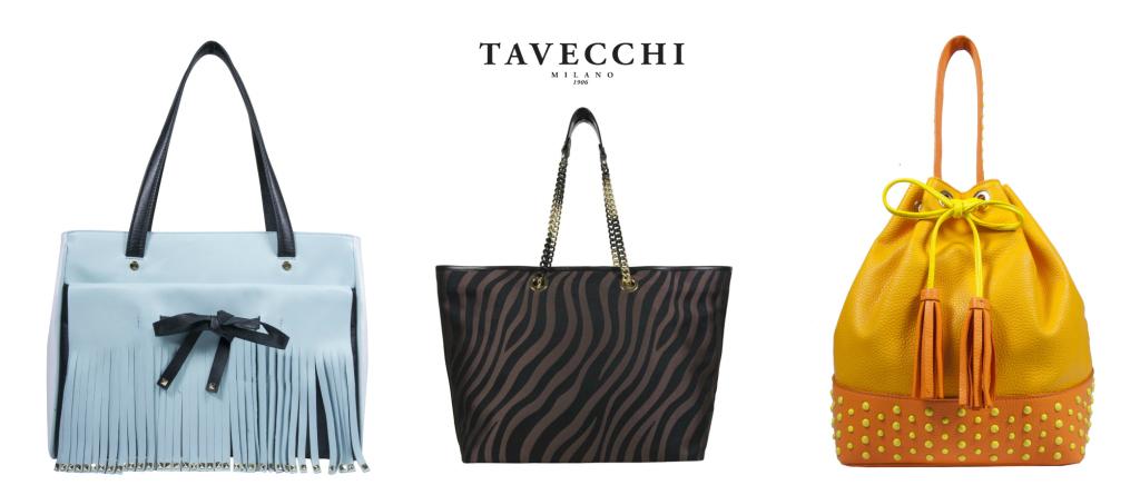 Tavecchi: la collezione di borse per la spring-summer 2015