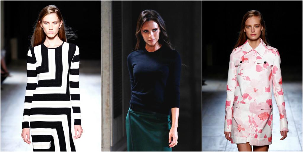 In vista dell'apertura della boutique londinese la stilista presenta la collezione primavera-estate 2015