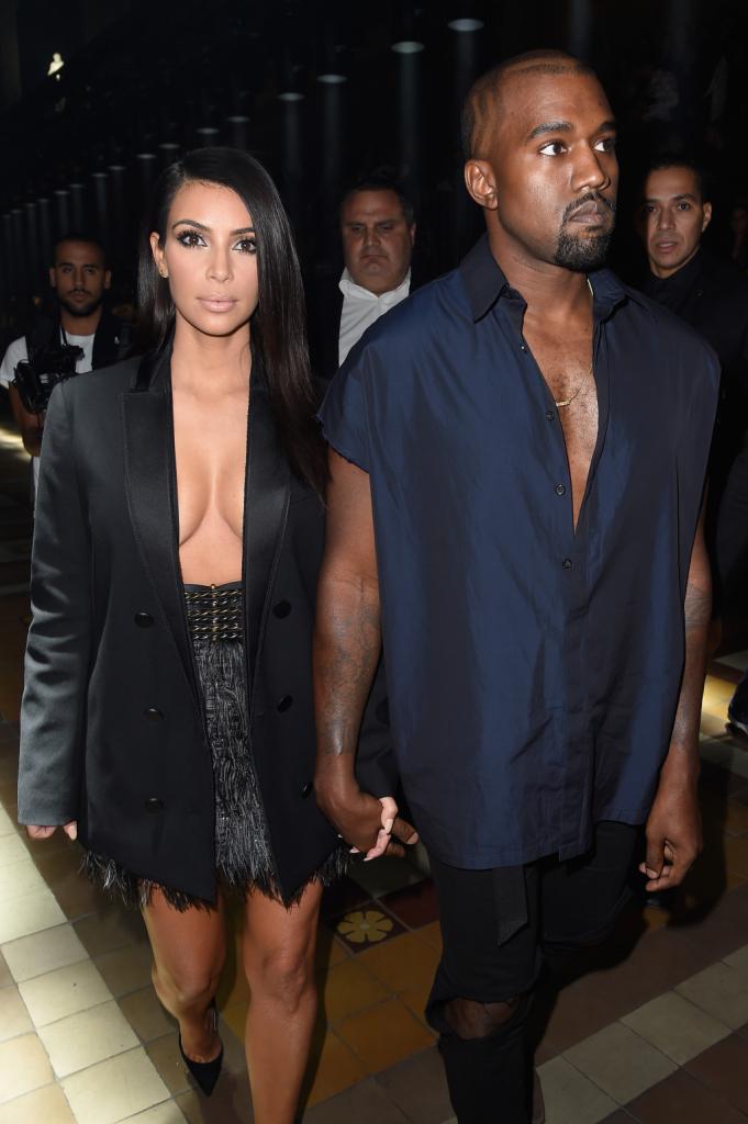 C'è chi non li sopporta, ma il loro matching outfit sono adorabili. #streetstyle PFW september 2014