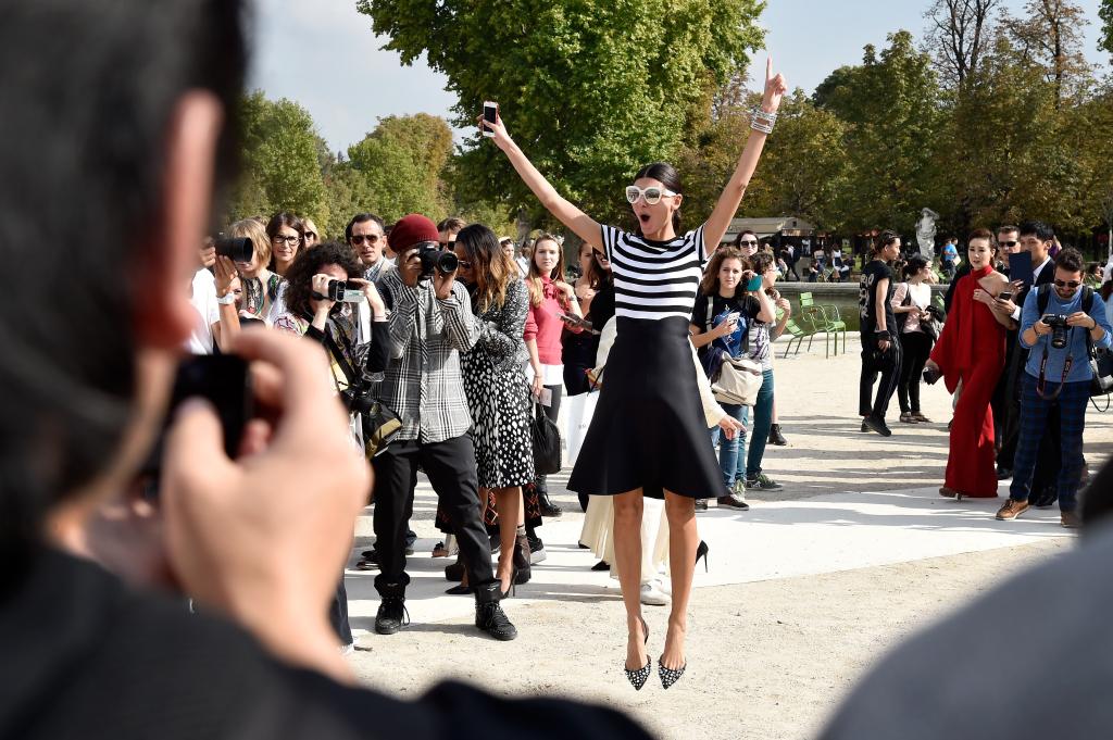 Quella dell'outfit giusto non è una guerra, è una Battaglia (Giovanna)! #streetstyle PFW september 2014