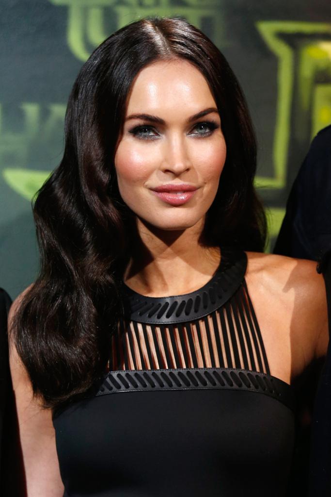 Per un look da vera e propria femme fatale, Megan Fox predilige lo smokey eyes make up...