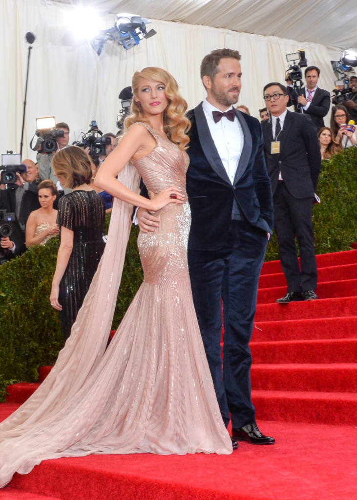 Outfit very chic per Blake Lively, attrice protagonista di Gossip Girl