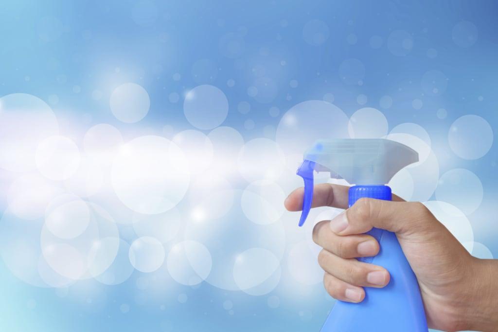 Usi dell'acqua ossigenata in casa