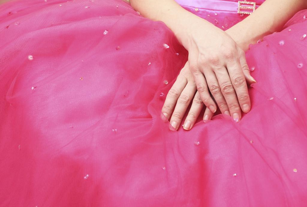 Vestiti da sposa rosa