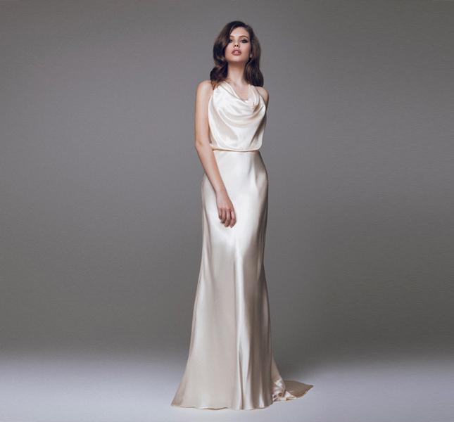 Blumarine collezione sposa 2015.