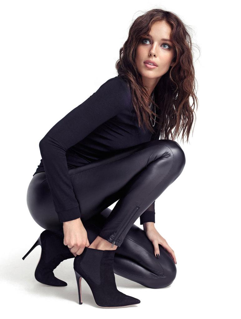 Sentirsi comode e glamour con indosso i leggings Calzedonia
