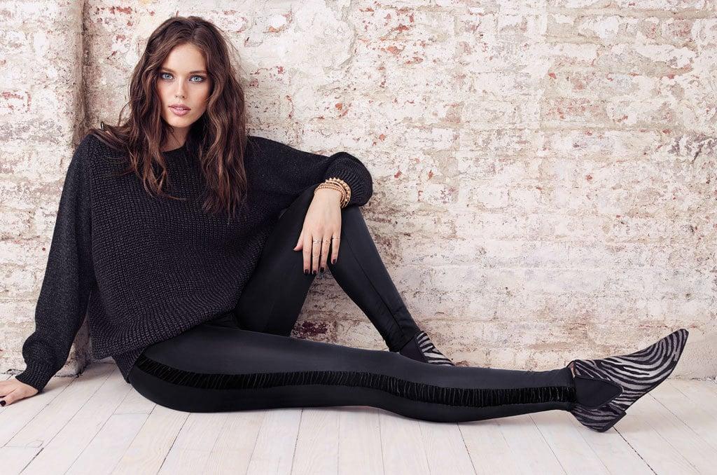 Le donne amano i leggings per loro praticità e versatilità. Mille abbinamenti!