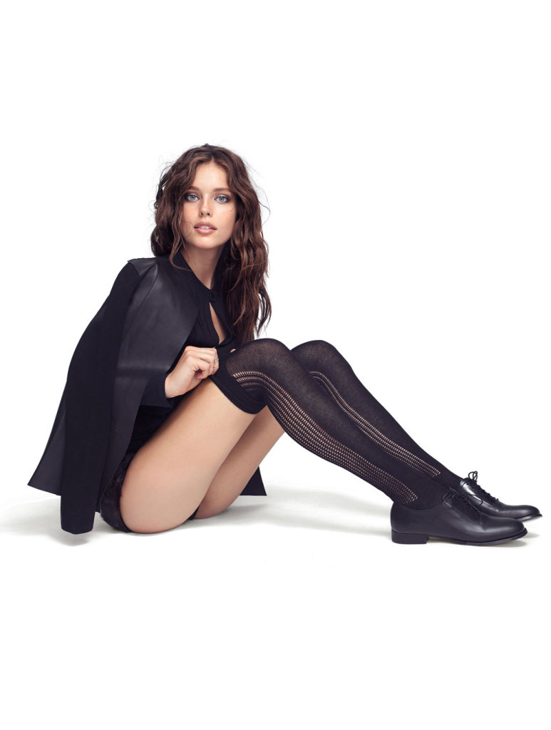 catalogo calze Calzedonia 2014 2015 per il nuovo autunno inverno
